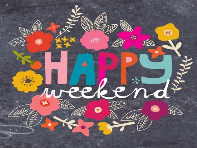 buon fine settimana a tutti