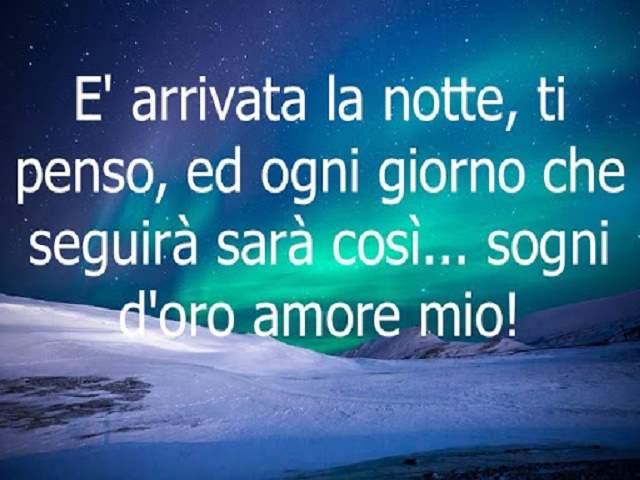 buonanotte amore 1