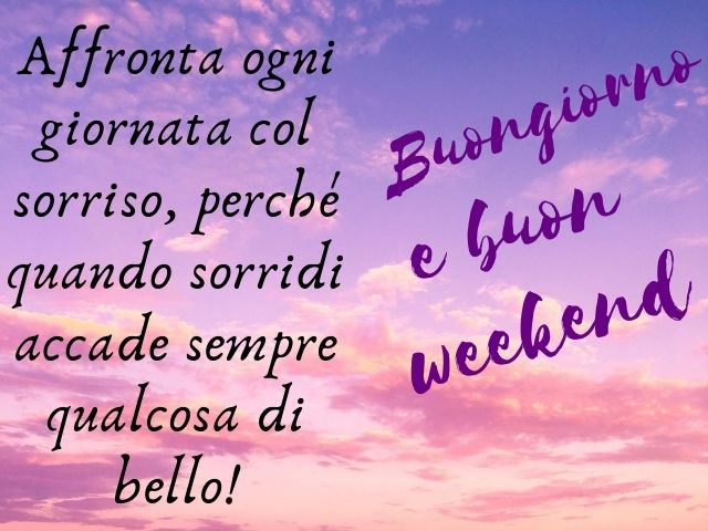 come si scrive weekend