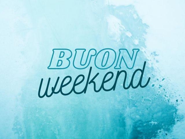 fine weekend