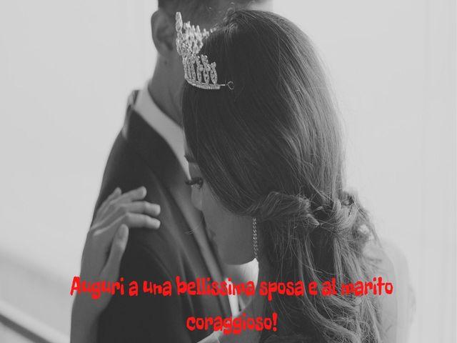 frase d'auguri matrimonio