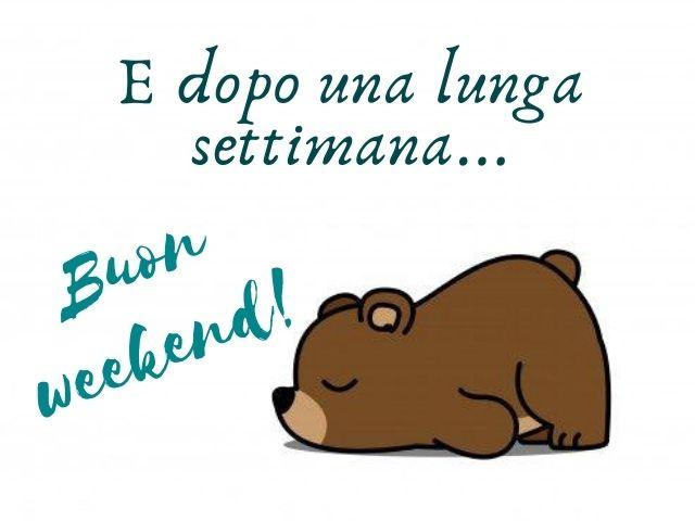 sereno week end