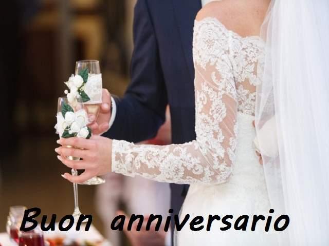 anniversari di matrimonio auguri