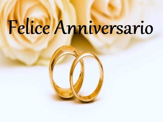 anniversario matrimonio frasi