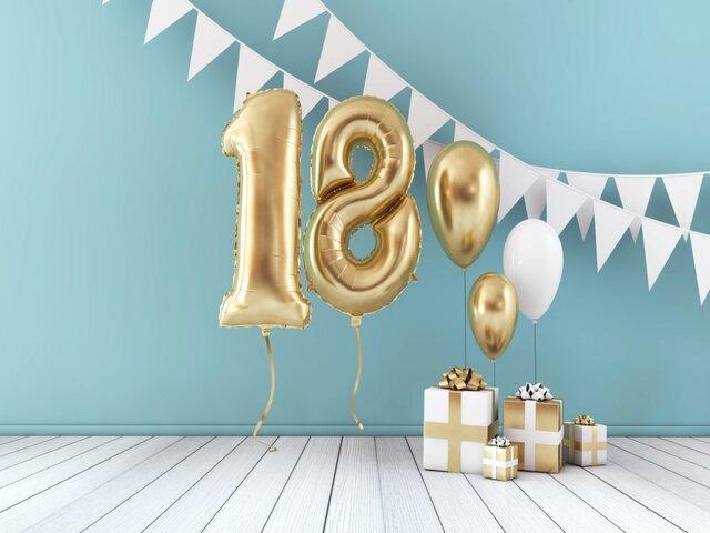 auguri compleanno 18 anni figlia