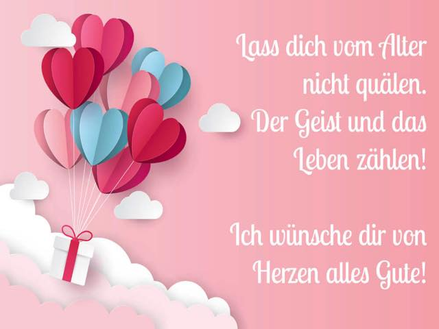 auguri compleanno in tedesco