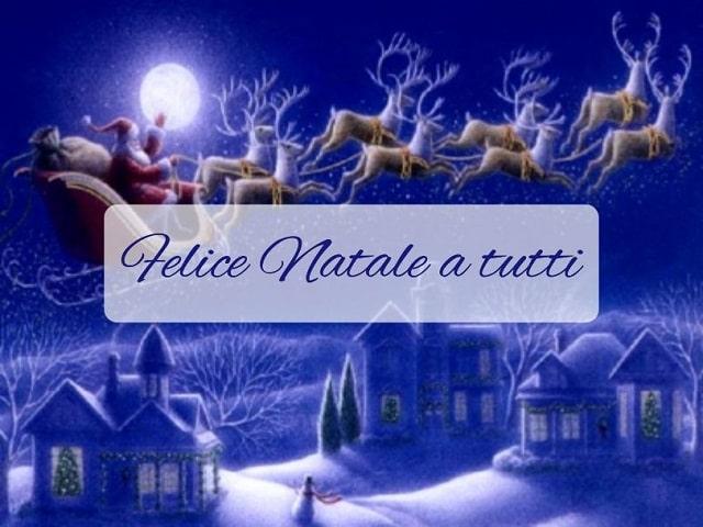 auguri di Natale originali frasi