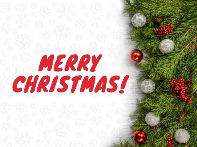Decorazioni Natalizie In Inglese.Auguri Di Natale In Inglese 130 Frasi E Immagini Da Dedicare Aforismi E Citazioni
