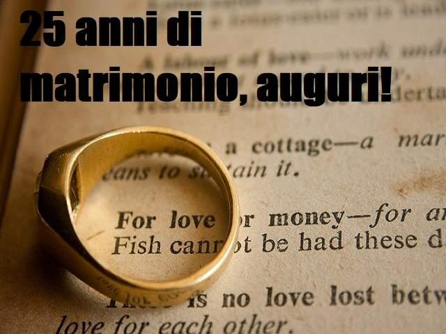 buon anniversario di matrimonio 1