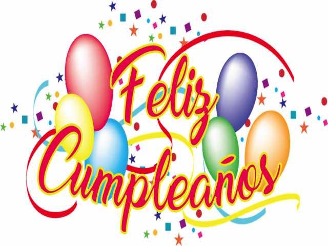 buon compleanno spagnolo