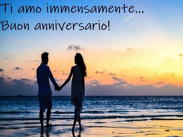 felice anniversari di matrimonio