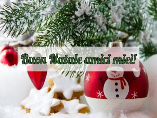 frasi Buon Natale