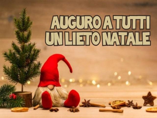 frasi augurali di Buon Natale