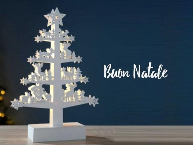 frasi auguri Natale formali