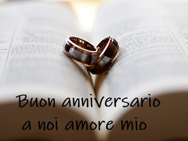 frasi auguri anniversario matrimonio