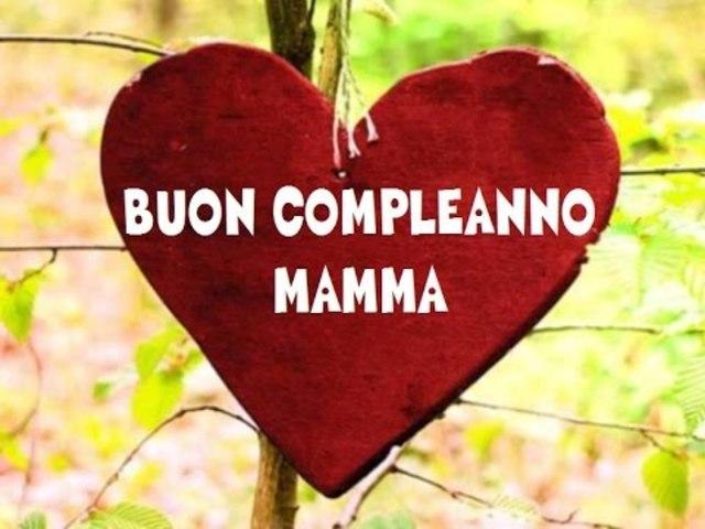 frasi buon compleanno mamma