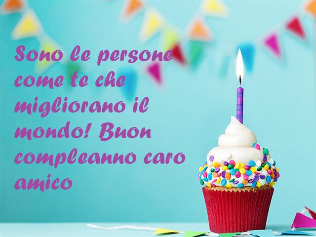 frasi di compleanno per un amico
