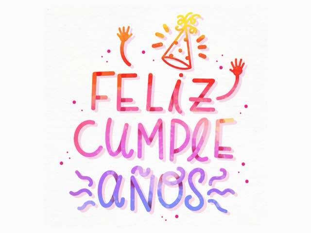 immagini buon compleanno in spagnolo
