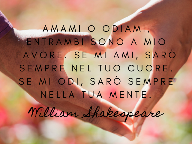 citazioni amore