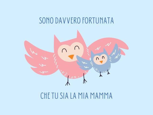 dedica alla mamma