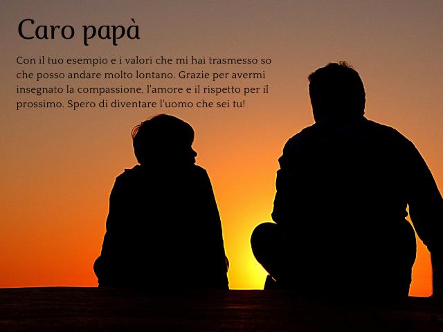dediche a mio padre