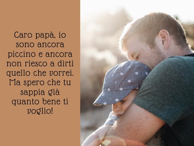 frasi belle papà