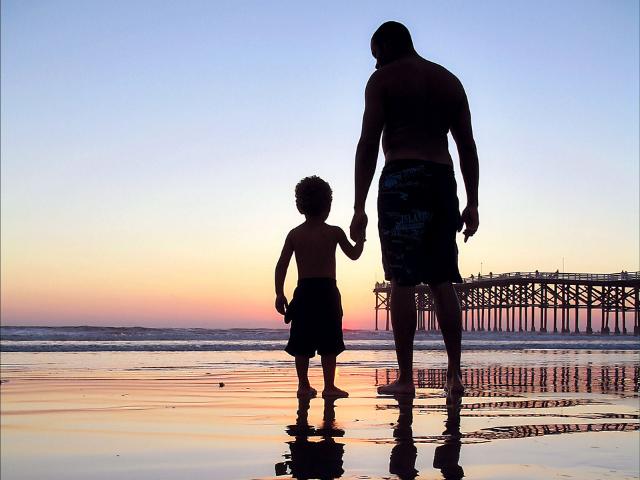 frasi padre e figlio