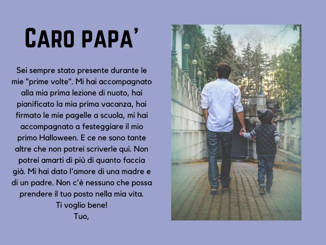 lettera ad un padre