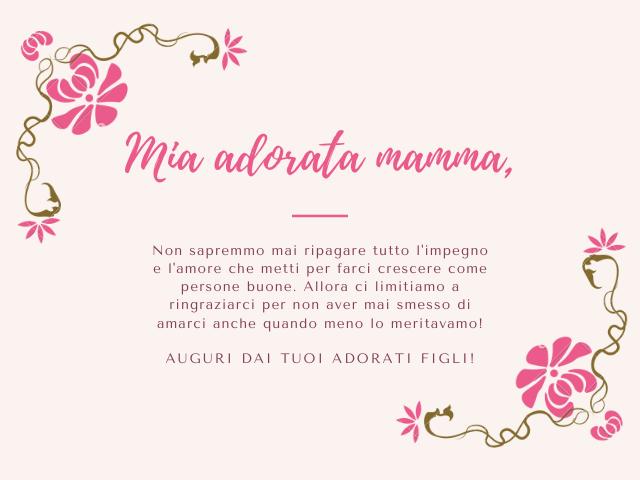 lettera ad una mamma speciale