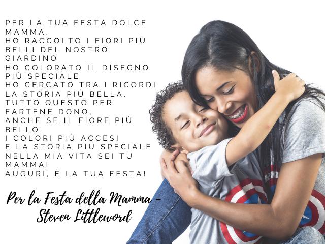 poesia alla madre