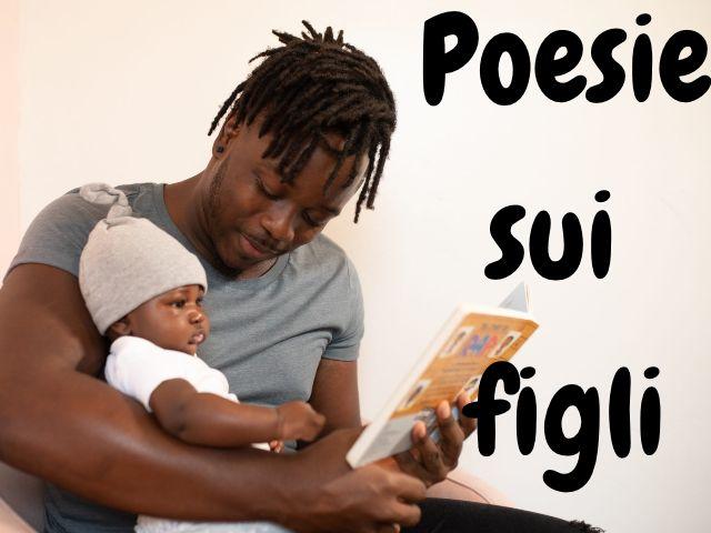 poesie sui figli