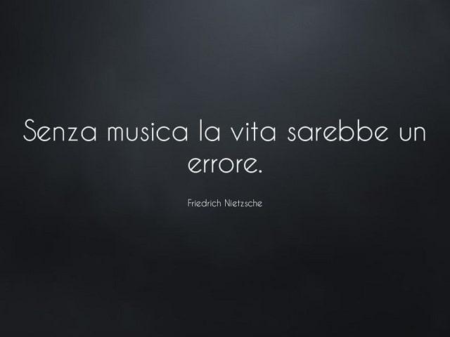 musica frasi belle