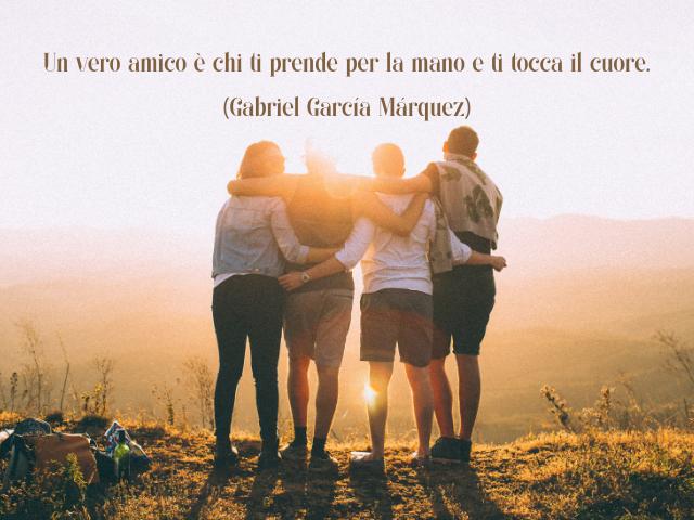 frasi belle sull amicizia