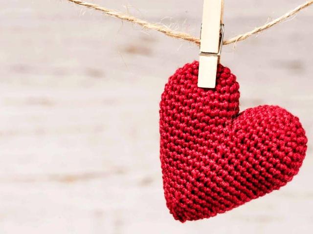 Il cuore appeso ad un filo