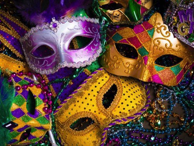 immagini maschere di carnevale