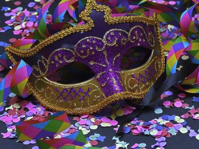 maschera di carnevale immagini