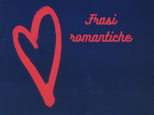 3frasi romantiche