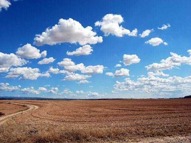 cielo con nubi