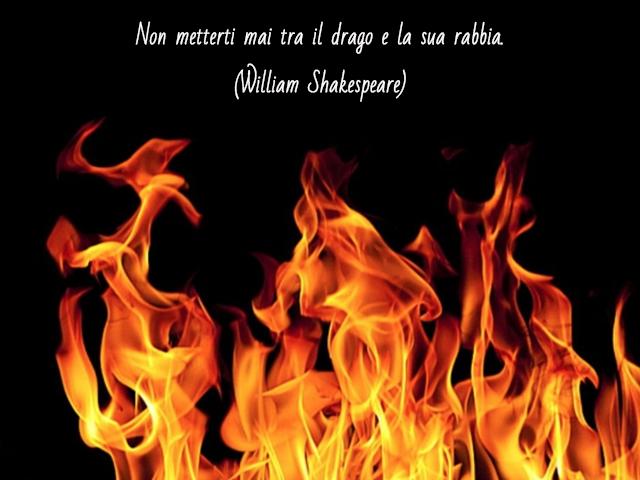 fuoco e rabbia