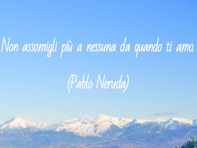poesia frasi d'amore