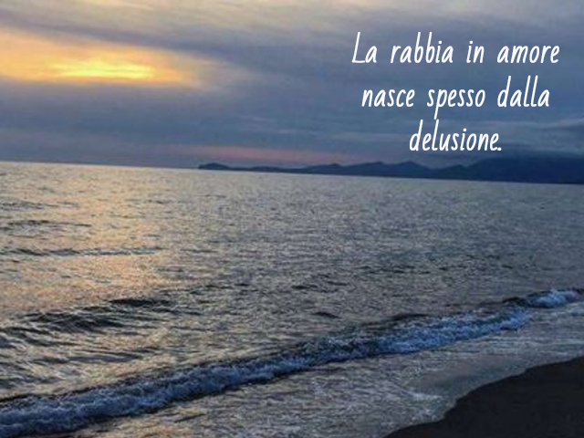 Rabbia in amore
