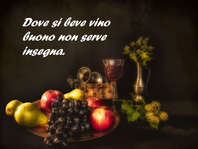 frasi divertenti vino