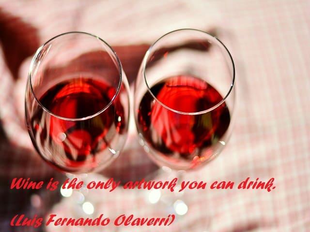 frasi sul vino in inglese
