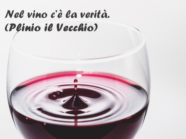 frasi vino rosso