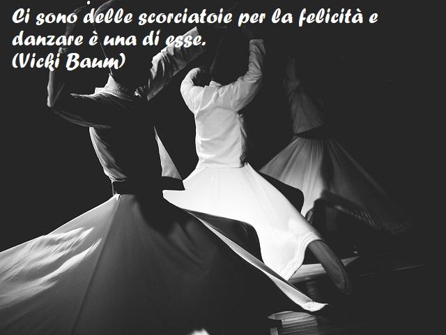 danza aforismi