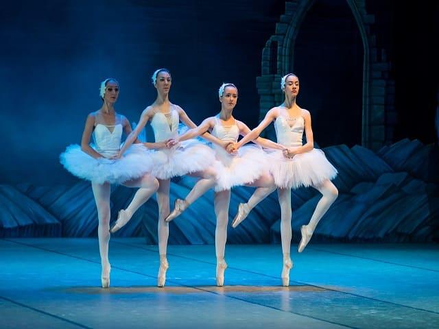 immagini di ballerine di danza classica