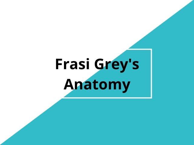 frasi vita greys anatomy