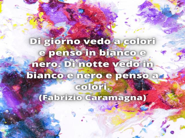 poesie sui colori